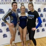 Julia Petty 5th on Bars; 13th in All-Around at State Meet