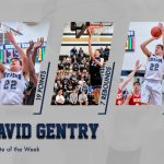 David Gentry – Athlete of the Week