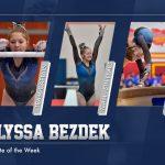 Alyssa Bezdek – Athlete of the Week