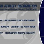 Athlete Recognition – April 15