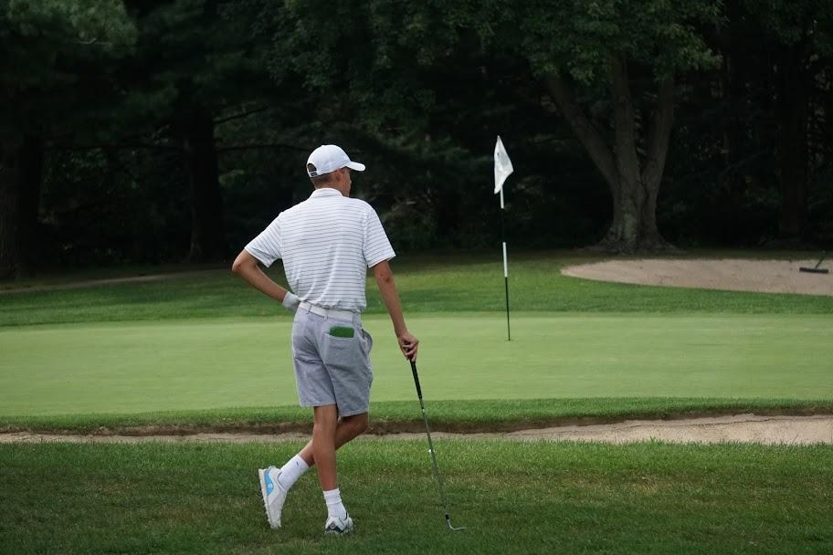 Boys Golf Tryout Info