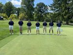 Boys' Varsity Golf finishes 2nd place at CVCA Invitational