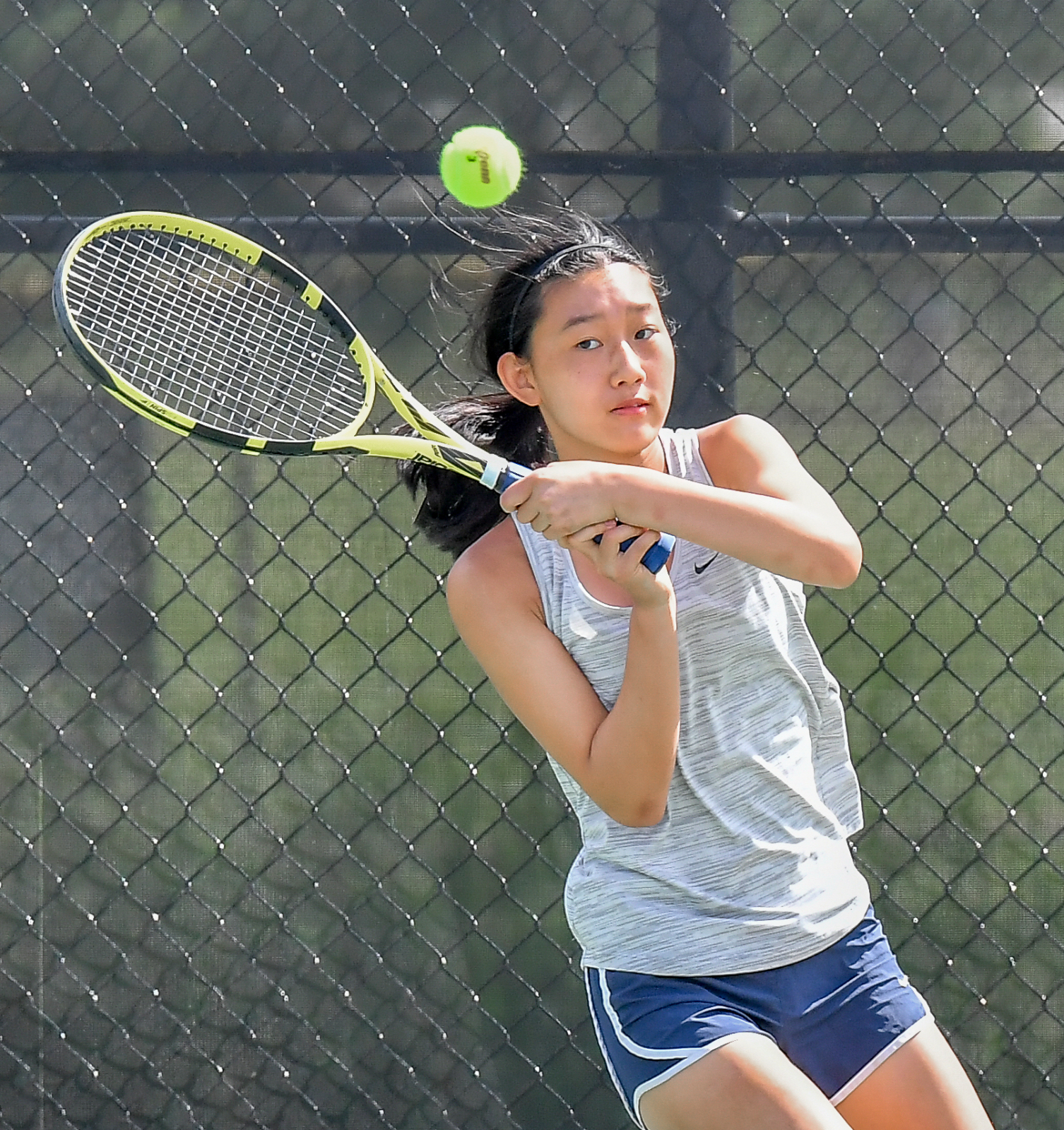 Images From Hudson Girls Tennis