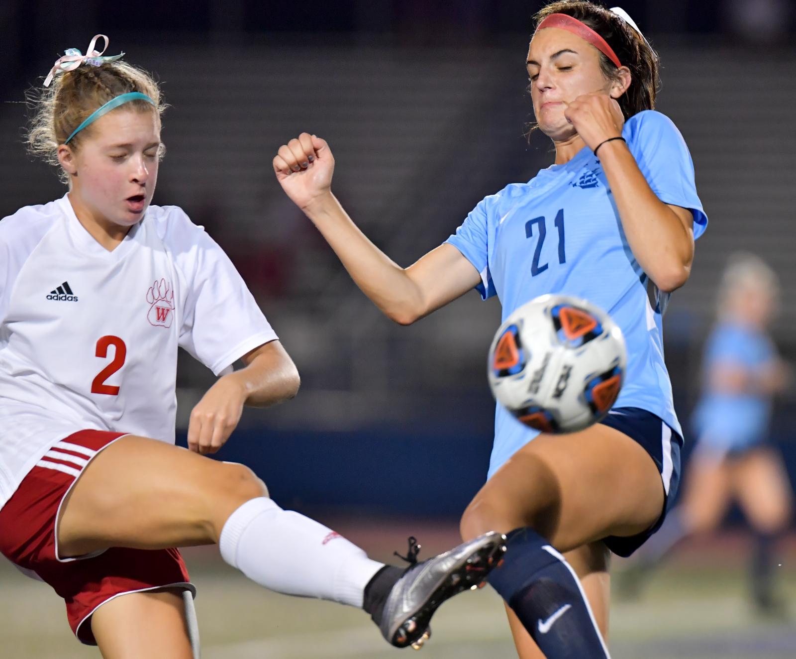 Images From Hudson Girls Soccer vs Wadsworth
