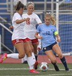 Girls' Soccer Opens Season with Win