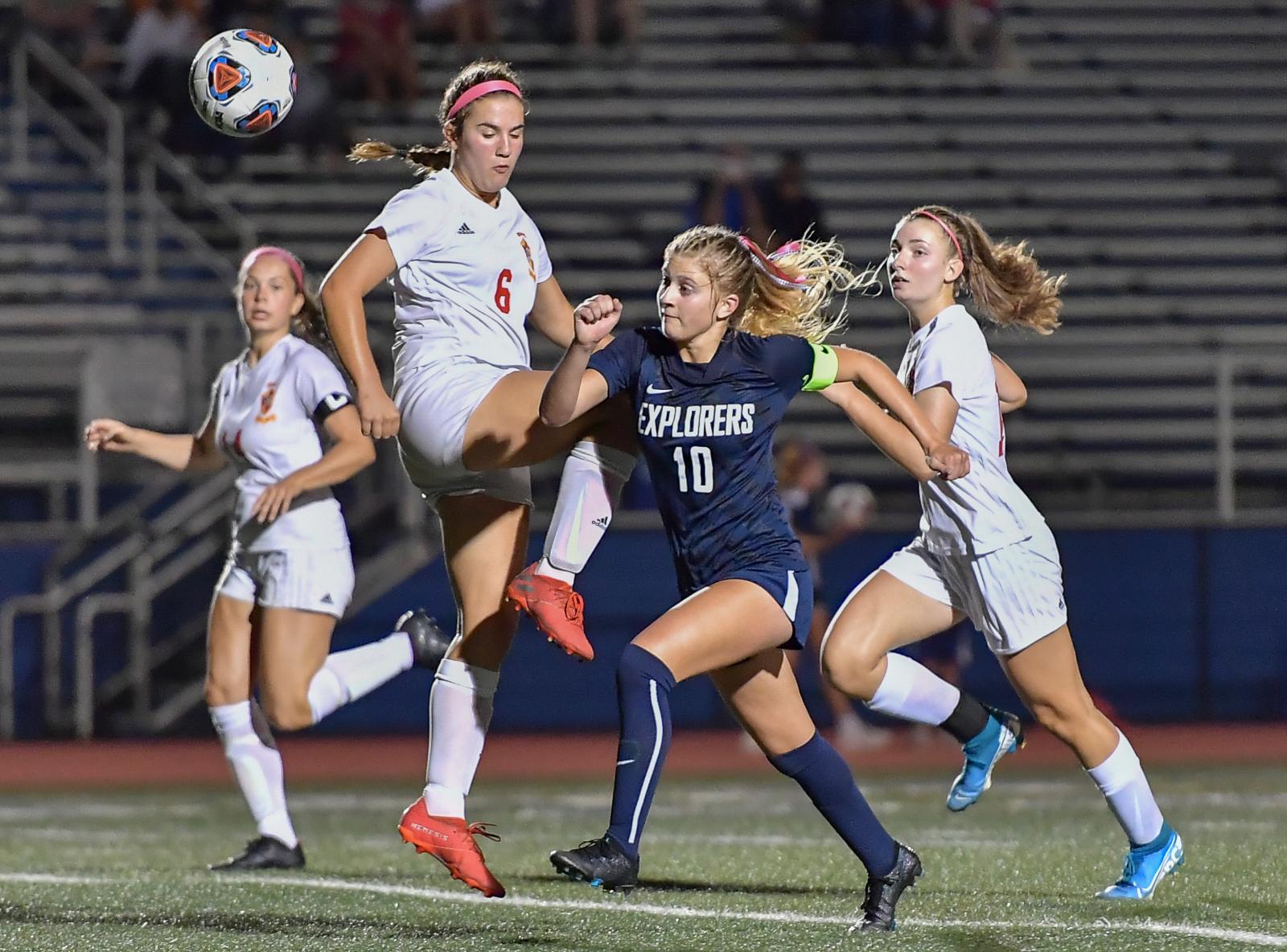 Images From Hudson Girls Soccer vs Brecksville