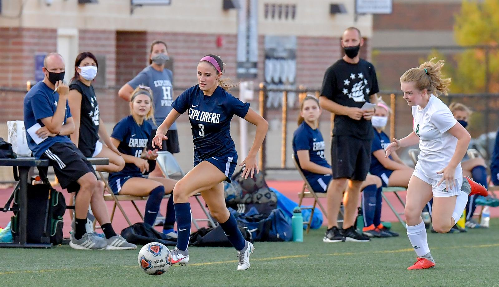 Images From Hudson Girls Soccer vs Nordonia