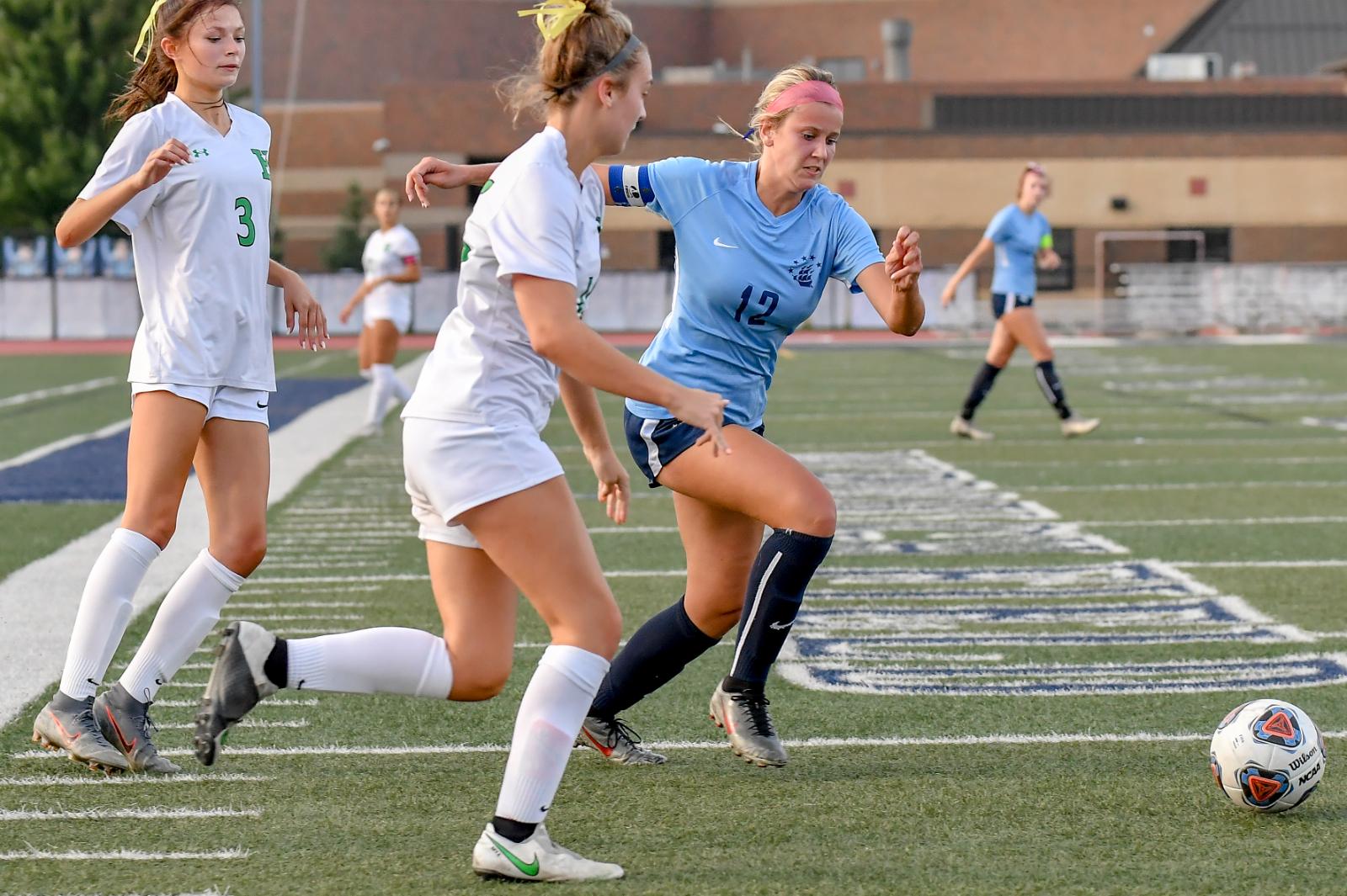 Images From Hudson Girls Soccer vs Highland – Senior Night