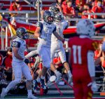 Football Earns Tough Road Win over Bees