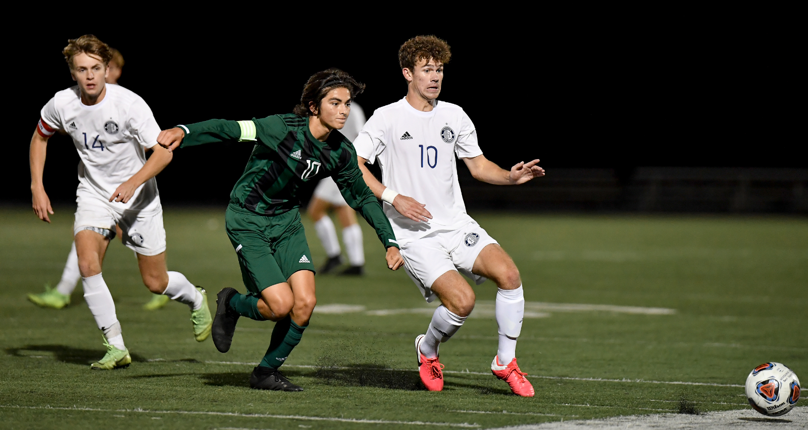 Images from Hudson Boys Soccer @ Nordonia