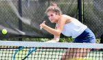 Girls Tennis defeats rival Bulldogs