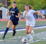 Girls Soccer beats Highland on Senior Night