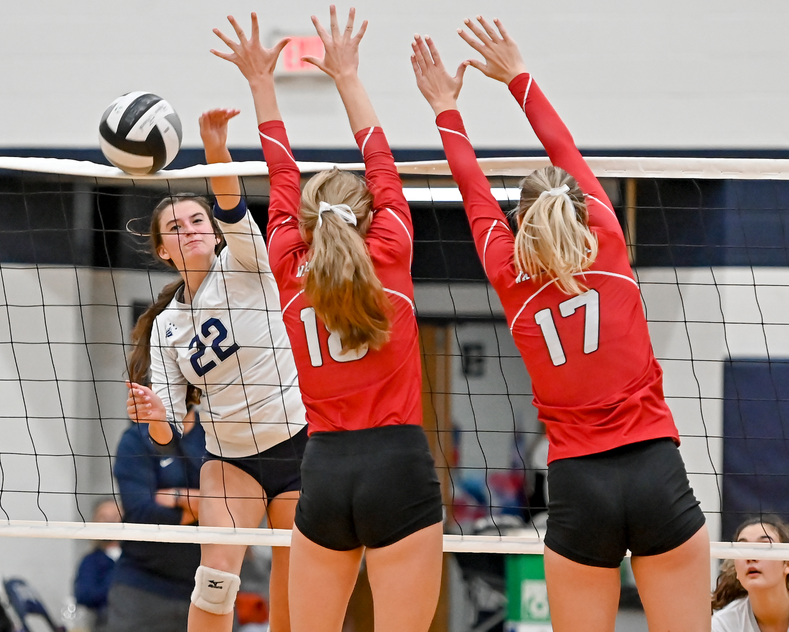 Images From Hudson Volleyball vs Wadsworth