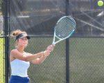 Girls Tennis Keeps Rolling; Defeats Aurora