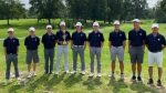 Boys Varsity Golf finishes 1st place at Pfeiffer Invitational
