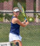 Girls Tennis Continues Strong Play; Earns Win