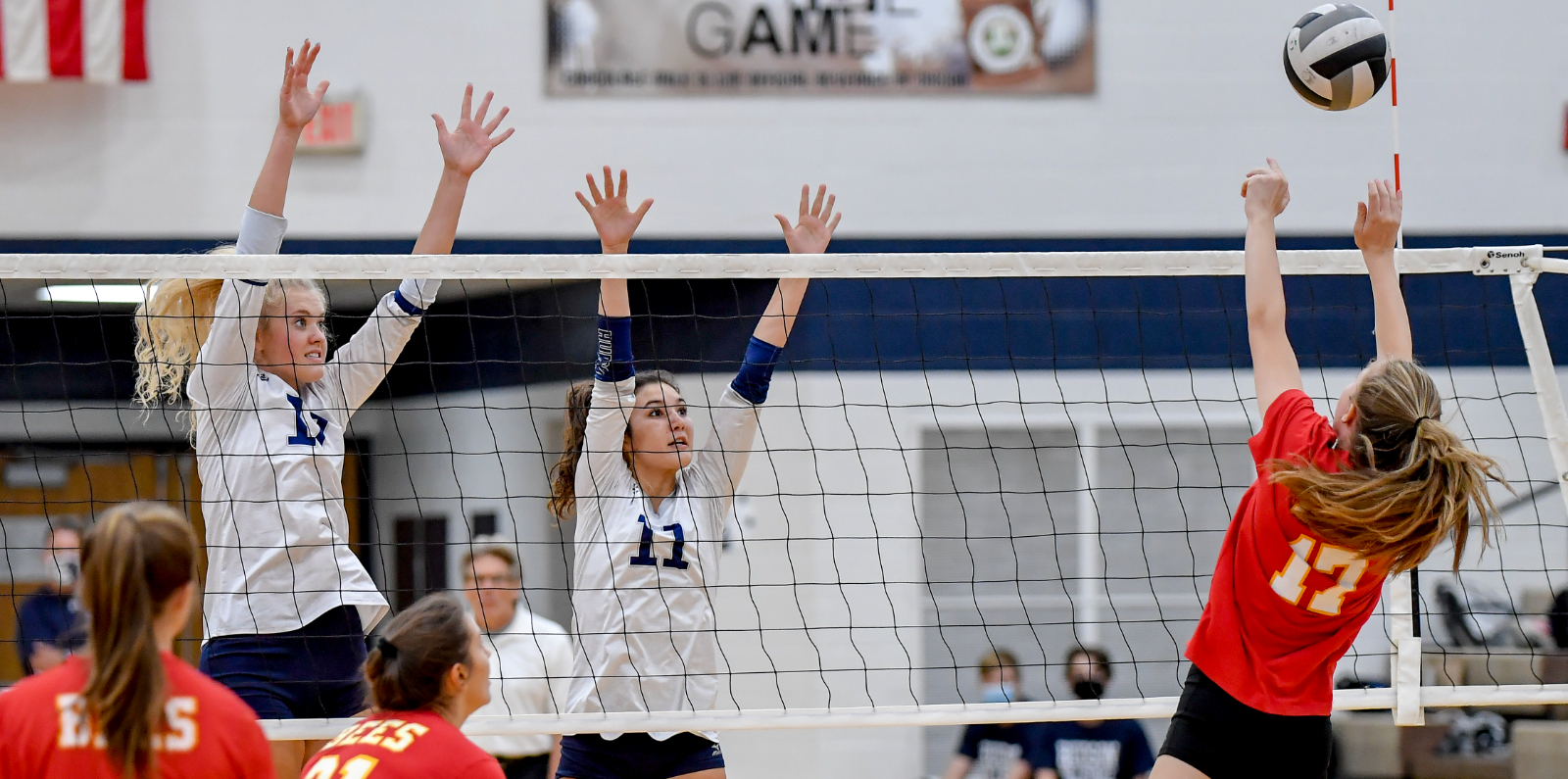 Images From Volleyball vs Brecksville