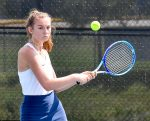 Girls Tennis falls to Magnificat