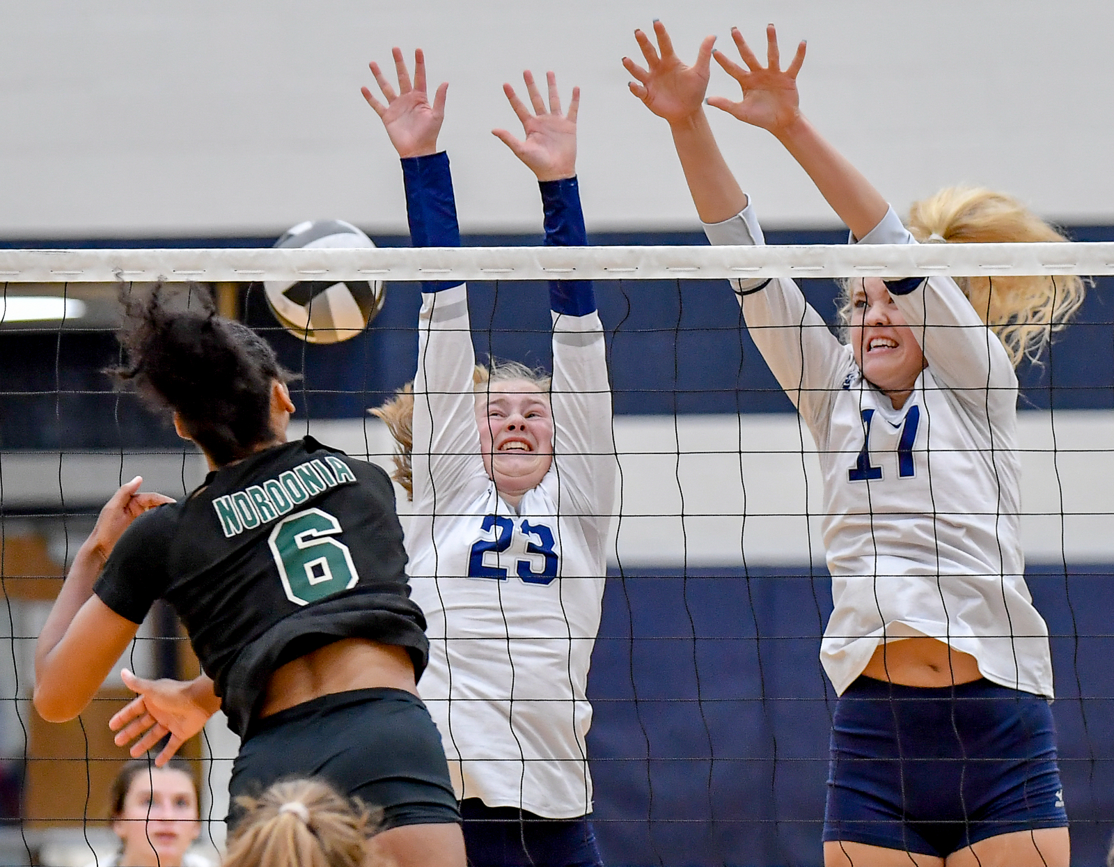 Images From Hudson Volleyball vs Nordonia