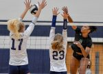 Volleyball falls to Nordonia