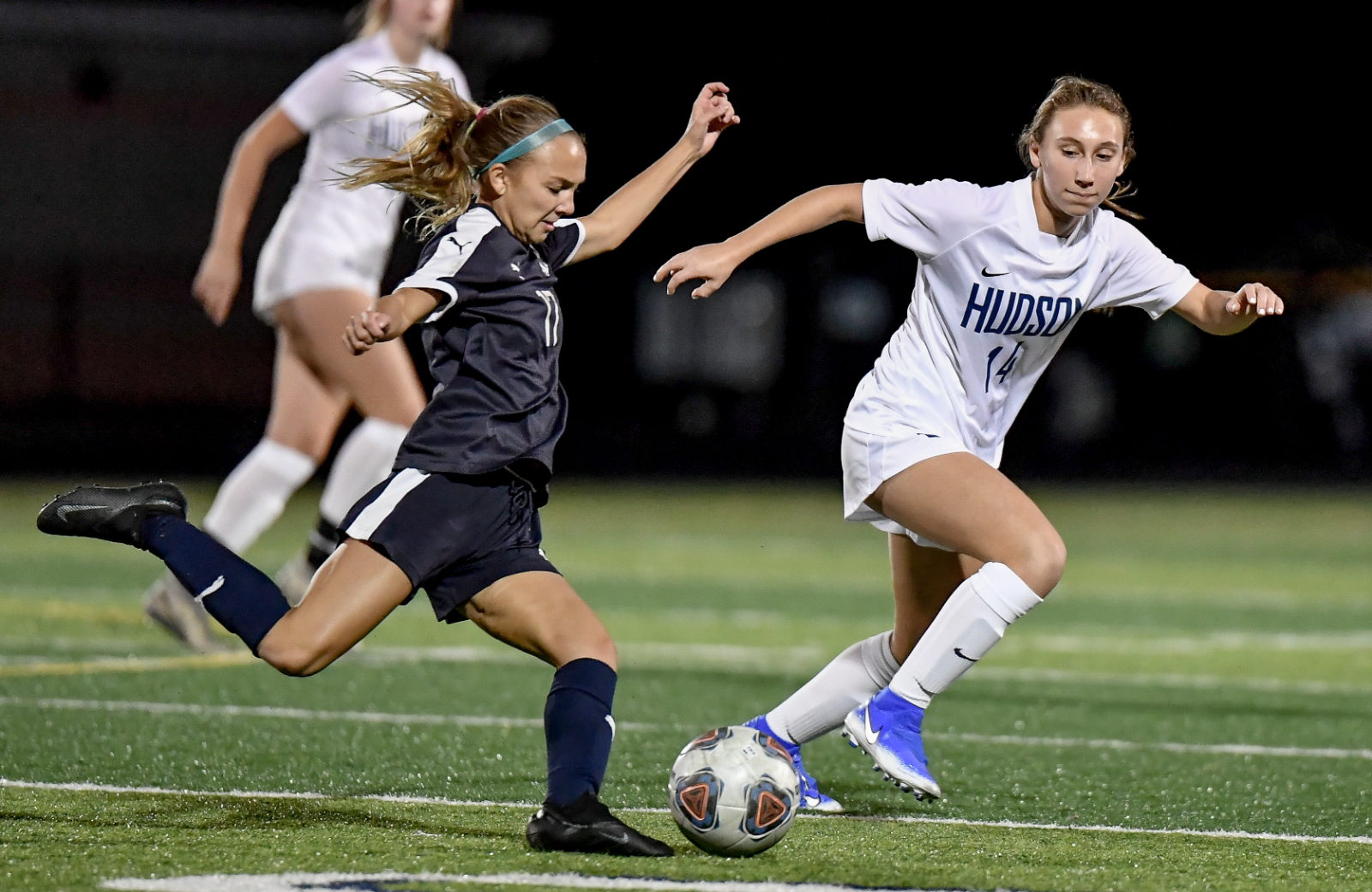 Images From Hudson Girls Soccer @ Twinsburg