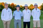 Hudson Boys Golf Senior Night