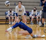 Volleyball beats Twinsburg