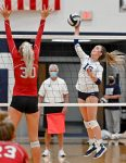 Volleyball Earns Road Win at Wadsworth