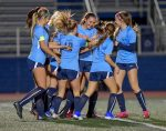 Girls Soccer ties Mentor