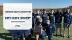 Boys Cross Country Earns Suburban League Title!