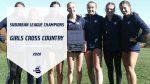 Girls Cross Country Wins Suburban League Title!