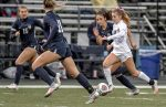 Images From Hudson Girls Soccer @ Hoban - Districts