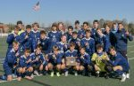 Boys Soccer Claims District Title; Defeats Walsh Jesuit!