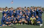 Boys Soccer Claims District Title; Defeats Walsh Jesuit!