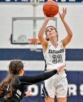 Girls Basketball falls to Revere
