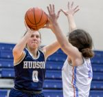 Girls Varsity Basketball falls to Kenston
