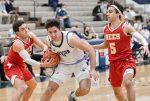 Hudson Boys Basketball vs Brecksville