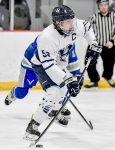 Ice Hockey Ties Harbor Creek