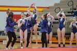 Gymnastics finishes 2nd place at Tri-Meet