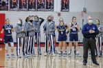 Images From Hudson Girls Basketball @ Canfied - Sectional Tournament