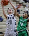 Images From Hudson Boys Basketball vs Mayfield