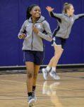 Images From Hudson Girls Basketball @ Streetsboro