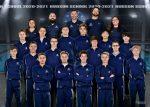 Boys Swim & Dive Team takes home Sectional Championship!