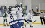 Ice Hockey defeats Strongsville to open Baron Cup