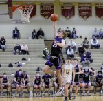 Boys Basketball Earns Road Win to Open Playoffs