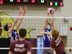 Images From Hudson Boys Volleyball @ Stow