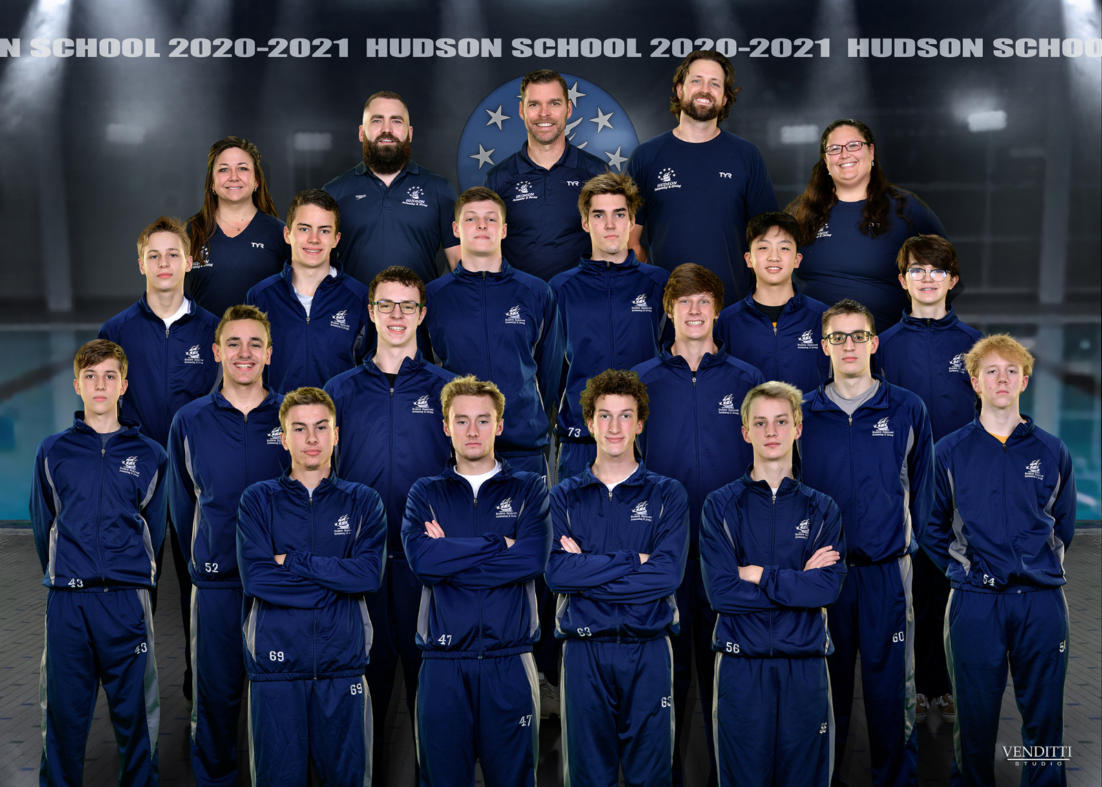 Boys Swimming & Diving 14th at State Meet