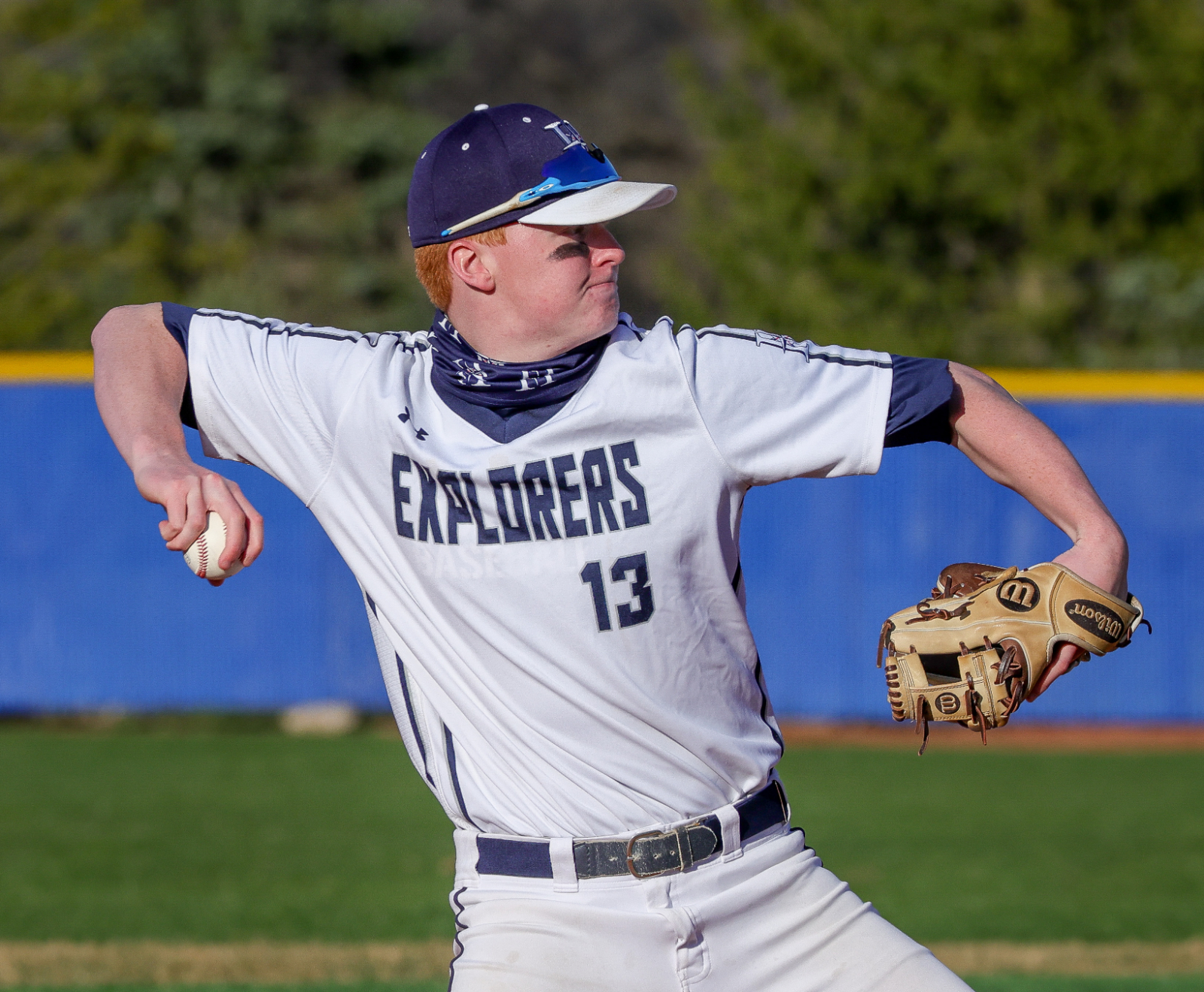 Images From Hudson Baseball vs Perry