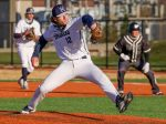 Baseball Opens Season with Win over Perry