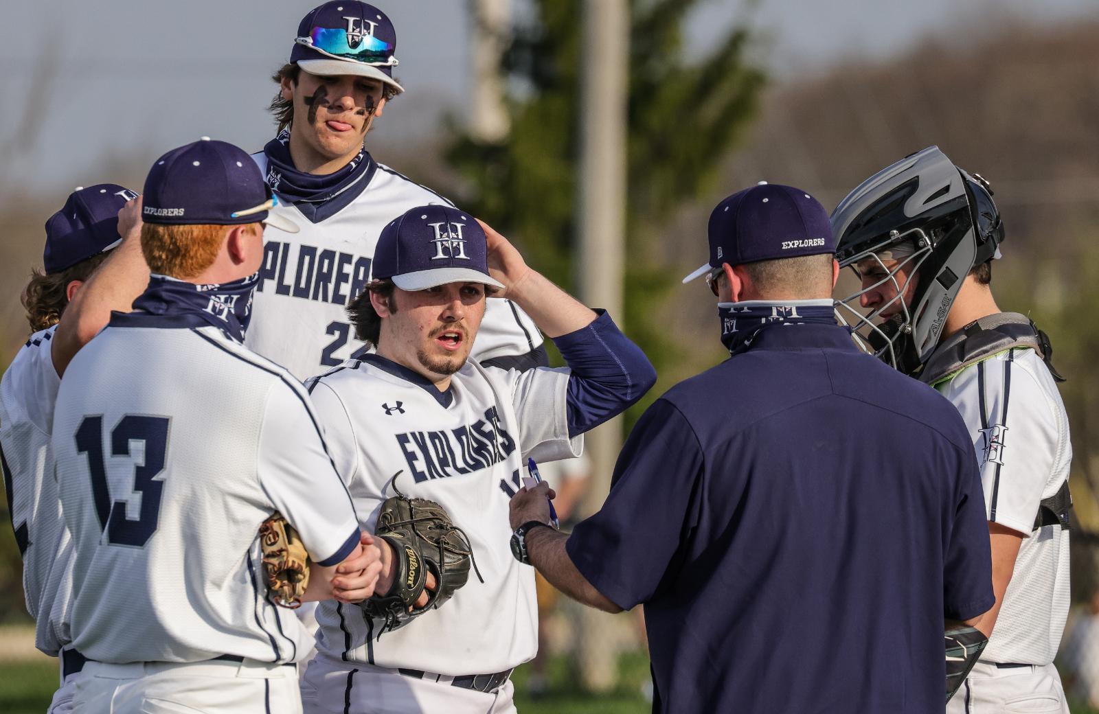 Images From Hudson Baseball vs Wadsworth